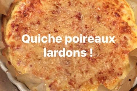 Quiche Poireaux et Saumon Thermomix par Christellerag