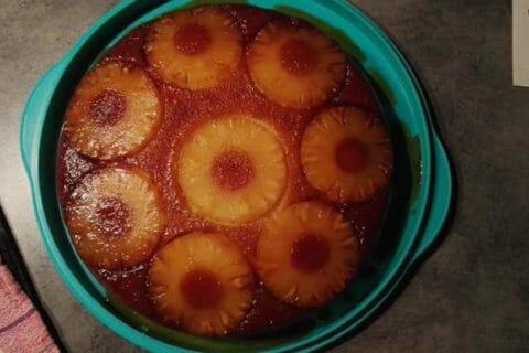 Gâteau renversé à l'ananas Thermomix par Natacha3311
