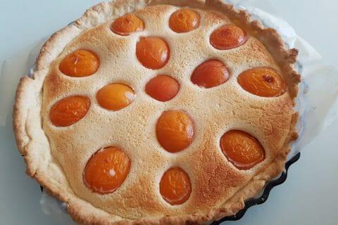 Tarte amandine aux abricots Thermomix par Nathch