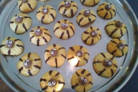 Spider cookies (cookies araignées) Thermomix par Nanou 12