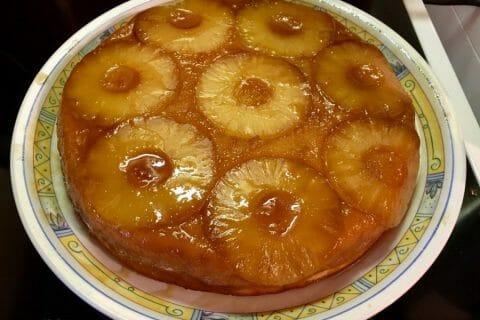 Gâteau renversé à l'ananas Thermomix par Francesca