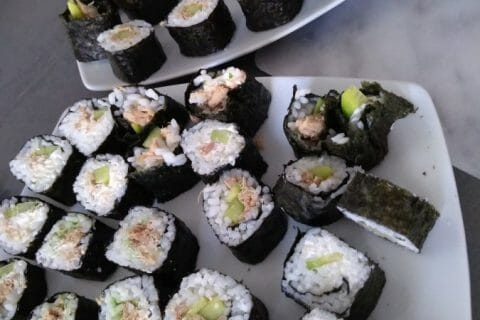 Sushis Thermomix par So33