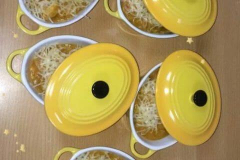 Bouchées de poulet aux carottes Thermomix par Rawane Asma