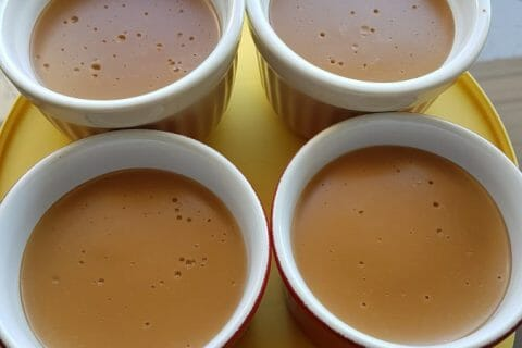 Crème dessert au carambar Thermomix par P.Mumu