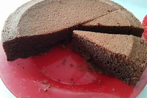 Gâteau au chocolat des écoliers Thermomix par P.Mumu