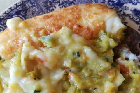 Lasagnes de légumes Thermomix par Brisounette