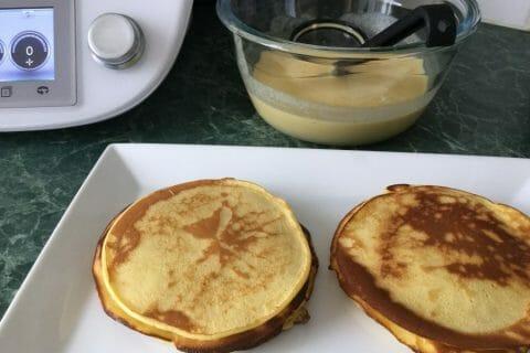 Pancakes Thermomix par Cathalem
