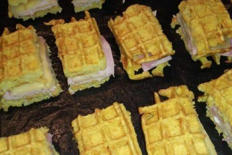 Gaufres raclette Thermomix par acad6