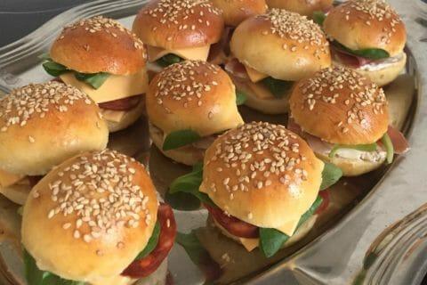Mini burgers Thermomix par Carikill
