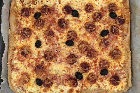 Pâte à pizza Thermomix par Carikill