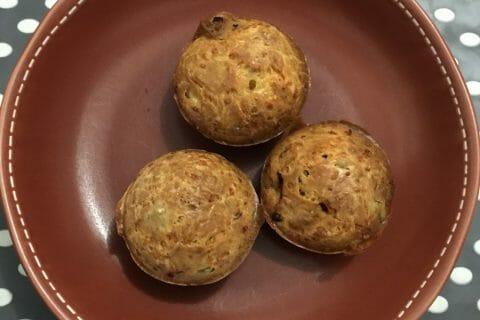 Muffins au chorizo Thermomix par Carikill