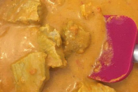 Sauté de porc au curry Thermomix par Carikill