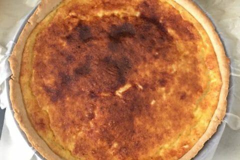 Tarte au fromage Thermomix par Carikill