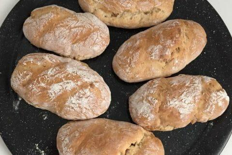 Petits pains au chorizo Thermomix par Carikill
