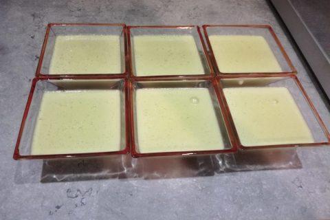 Crème dessert à la pistache Thermomix par loveane
