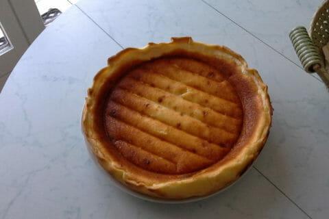 Tarte au fromage blanc Thermomix par coco16