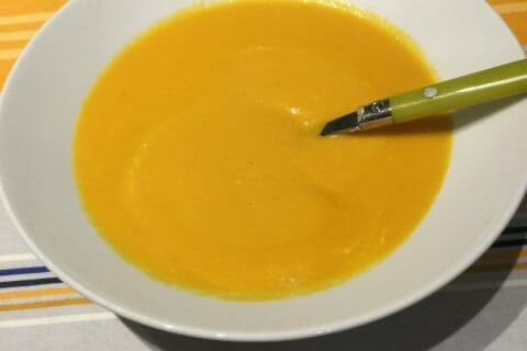 Crème de carottes Thermomix par Isabelle68