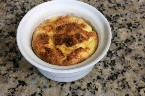 Soufflé au fromage Thermomix par Loubnabouz