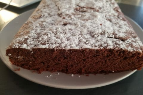 Gâteau au chocolat des écoliers au Thermomix