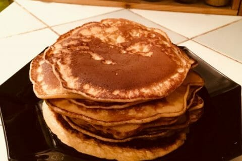 Pancakes Thermomix par FLOCONKA