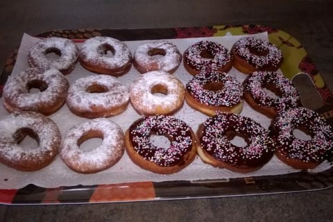 Donuts Thermomix par Titine61