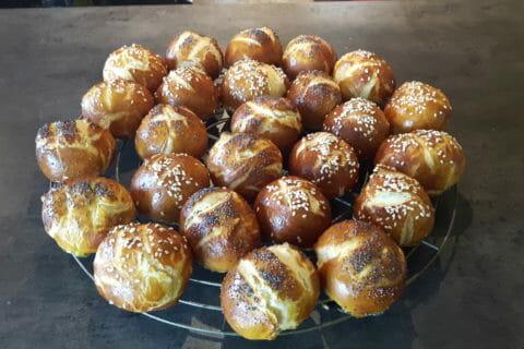 Mauricette – Petits pains alsaciens Thermomix par Katia67