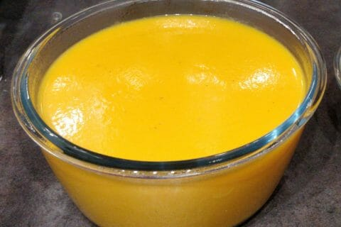 Velouté de butternut au Thermomix