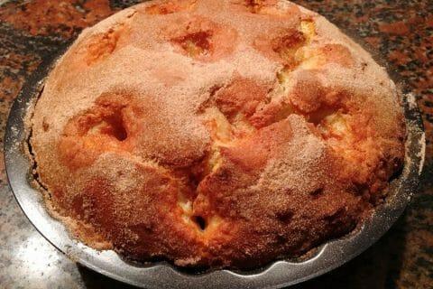Zimmetkuche – gâteau à la cannelle Alsacien Thermomix par Amandine2422