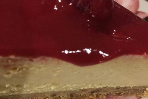 Cheesecake New-Yorkais Thermomix par Pitina