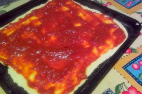 Pâte à pizza Thermomix par boniblue