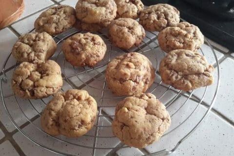 Cookies beurre de cacahuète et pépites de chocolat au Thermomix