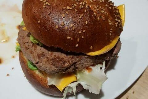 Pains hamburger Thermomix par Finette650