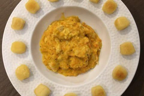 Bouchées de poulet aux carottes Thermomix par Mara