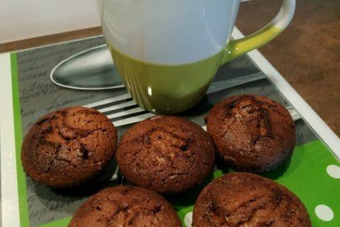 Mini muffins au chocolat Thermomix par Mireil