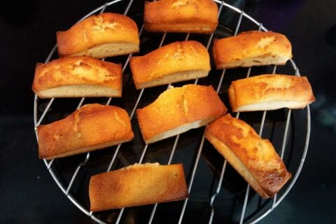 Financiers Thermomix par MarsupilEmi
