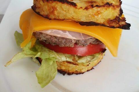 Potatoes burger au Thermomix