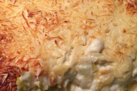 Lasagnes au saumon et poireaux Thermomix par stalou