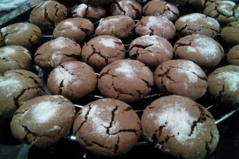 Craquelés au chocolat Thermomix par Marie.Nanou
