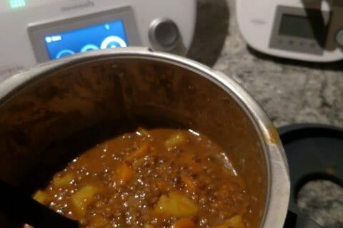 Soupe de lentilles – 3dess Thermomix par Marie.Nanou