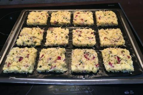 Galettes de pommes de terre au four Thermomix par Marie