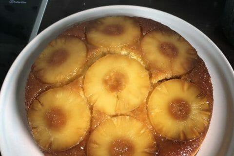 Gâteau renversé à l'ananas Thermomix par Marie