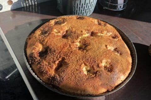 Zimmetkuche – gâteau à la cannelle Alsacien Thermomix par Marie