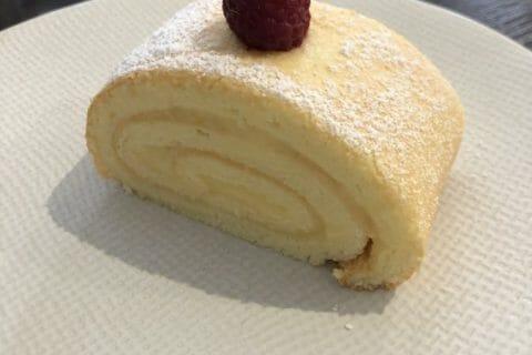 Biscuit roulé Japonais Thermomix par Marie