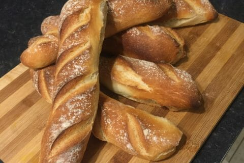 Baguettes Thermomix par Joe79
