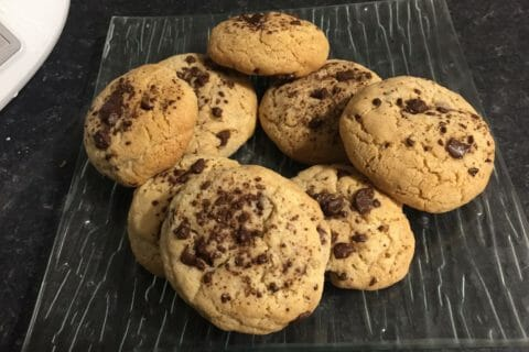 Cookies américains Thermomix par Joe79