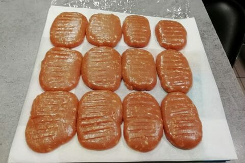Caramels aux cacahuètes enrobés de chocolat Thermomix par Mumu maquinghen