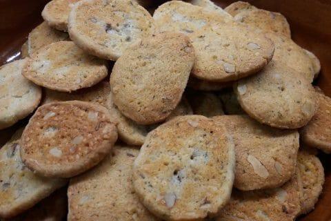Cookies noix et roquefort au Thermomix