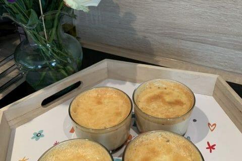 Crème renversée au caramel Thermomix par Fralma