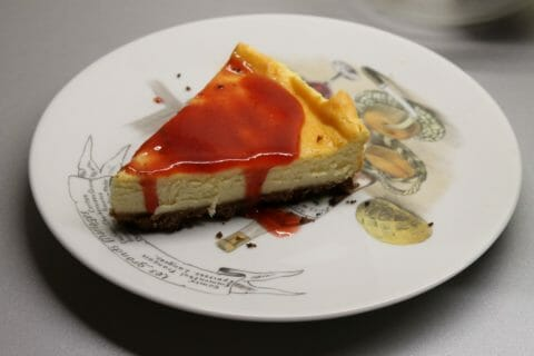 Recette Chesse Cake New Yorkais