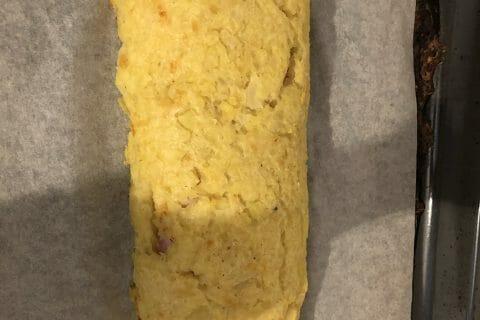 Roulé de pommes de terre, jambon et reblochon au Thermomix